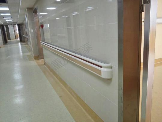 【山西】医院159款通道防撞扶手供货项目
